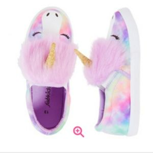 Other - Unicorn slip on